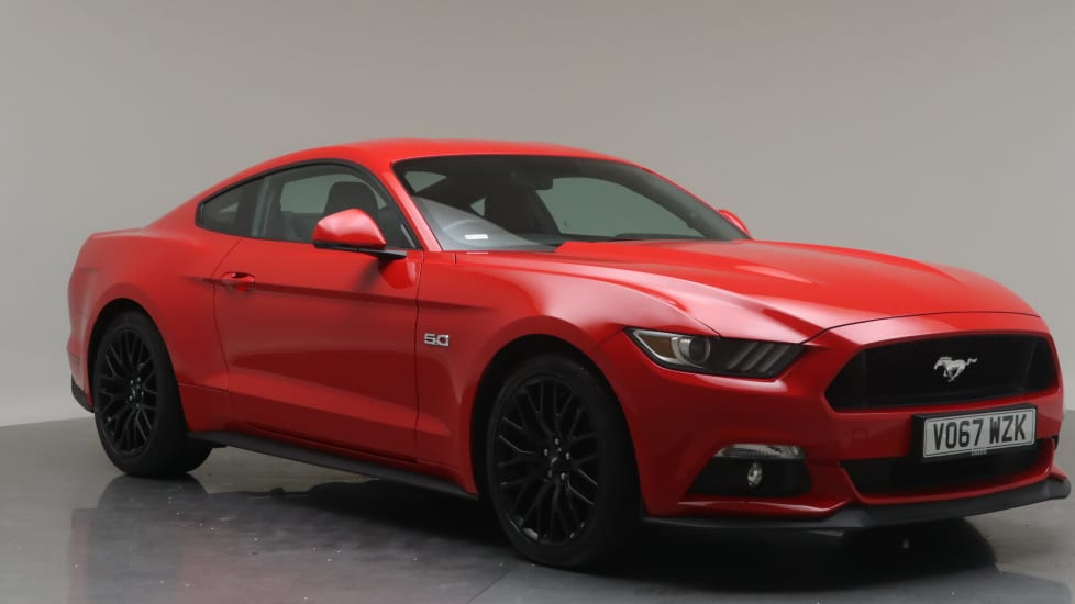 2017 Used Ford Mustang 5L GT V8