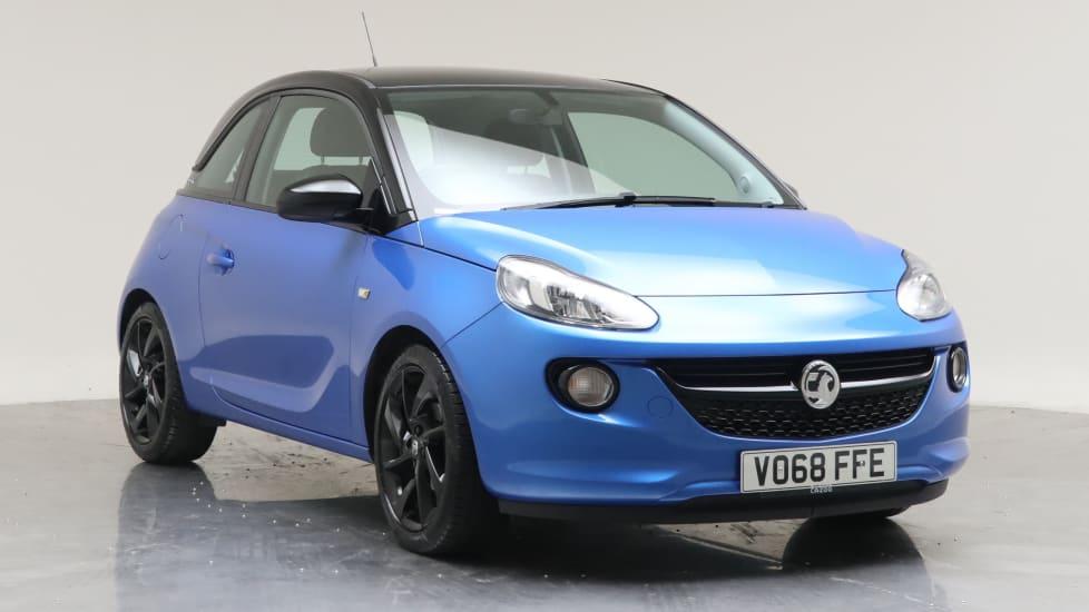 2018 Used Vauxhall ADAM 1.2L ENERGISED i