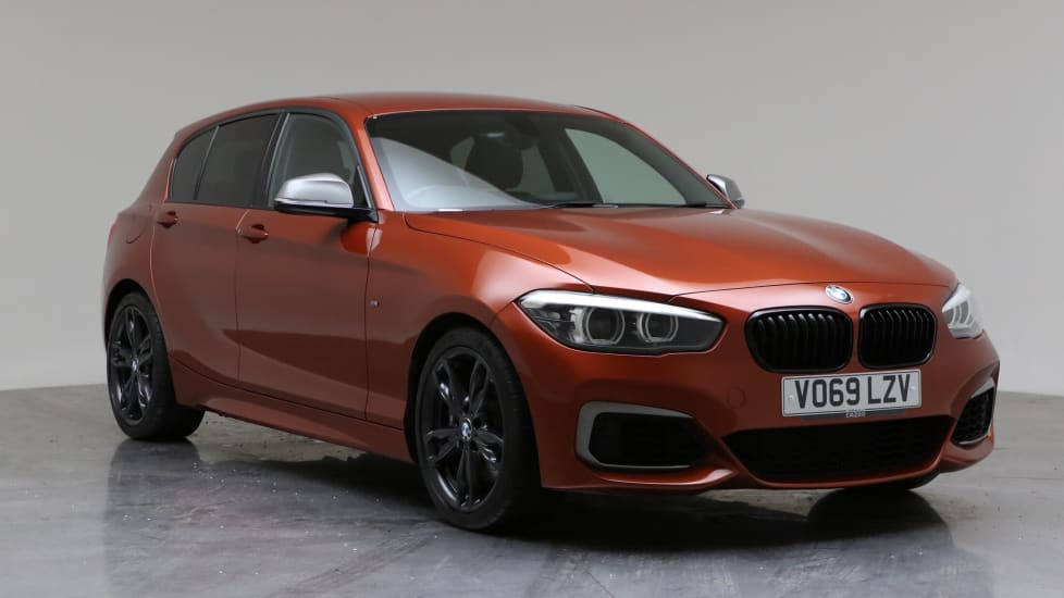 2019 Used BMW 1 Series 3L Shadow Edition M140i