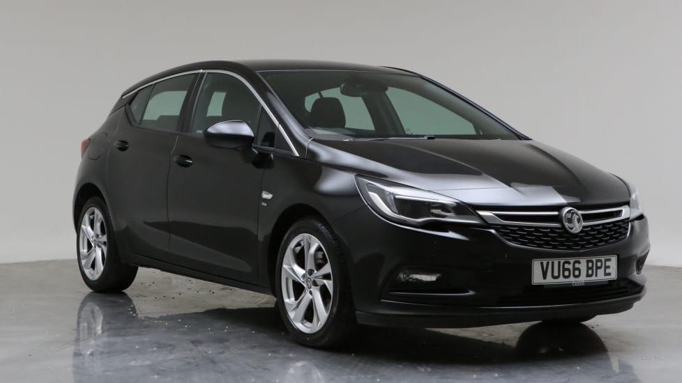 2017 Used Vauxhall Astra 1.6L SRi Nav BlueInjection CDTi
