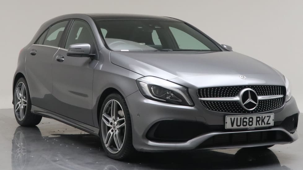 2018 Used Mercedes-Benz A Class 2.1L AMG Line A200d