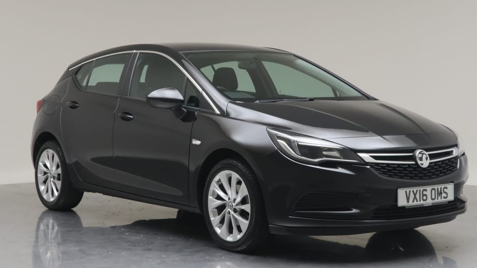 2016 Used Vauxhall Astra 1.4L Tech Line i