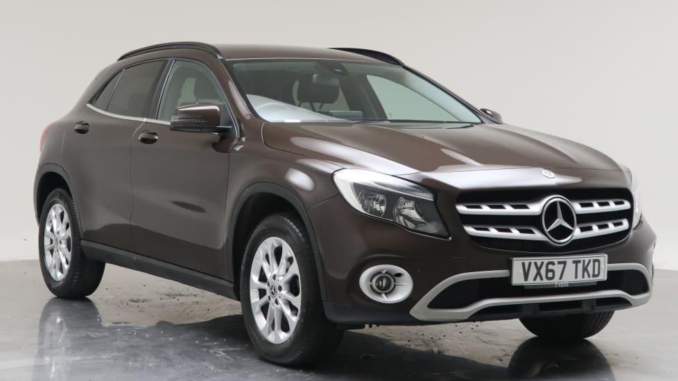 2017 Used Mercedes-Benz GLA Class 2.1L SE GLA200d