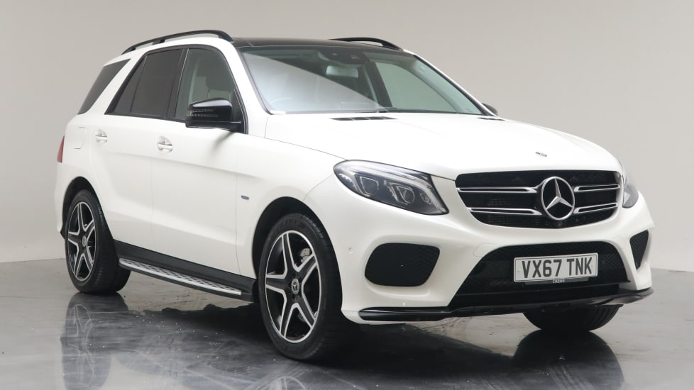 2017 Used Mercedes-Benz GLE Class 3L AMG Line GLE500e V6
