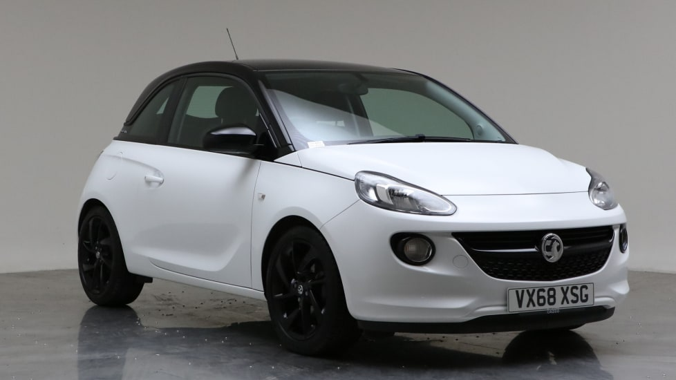 2018 Used Vauxhall ADAM 1.2L ENERGISED i