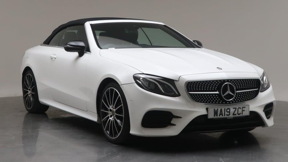 2019 Used Mercedes-Benz E Class 2L AMG Line E300