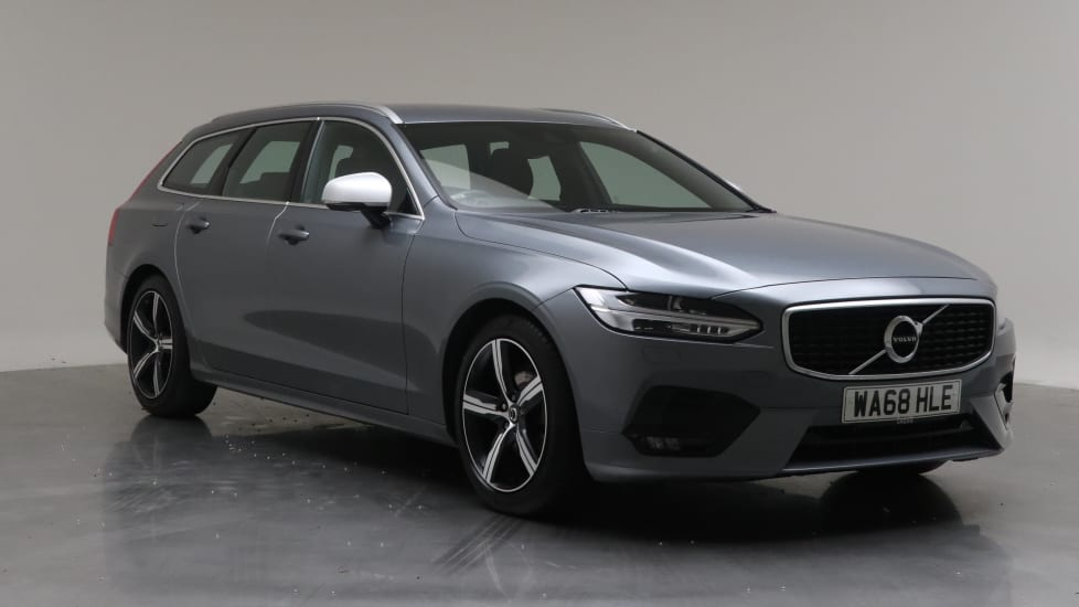 2018 Used Volvo V90 2L R-Design D4