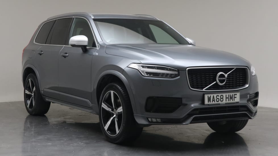 2018 Used Volvo XC90 2L R-Design PowerPulse D5