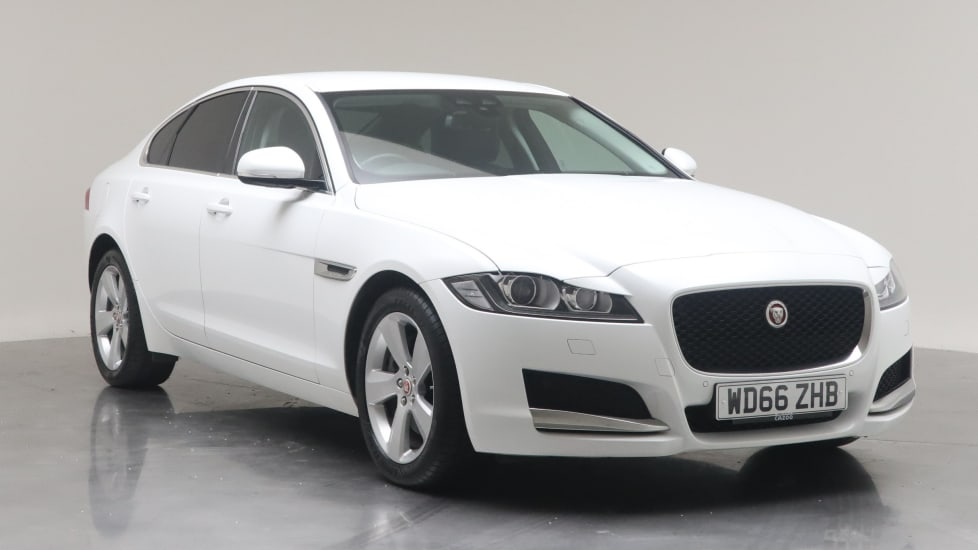 2017 Used Jaguar XF 2L
