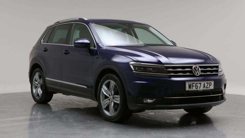 2017 Used Volkswagen Tiguan 1.4L SEL TSI