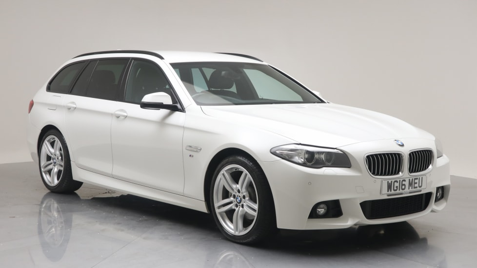 2016 Used BMW 5 Series 2L M Sport 520d