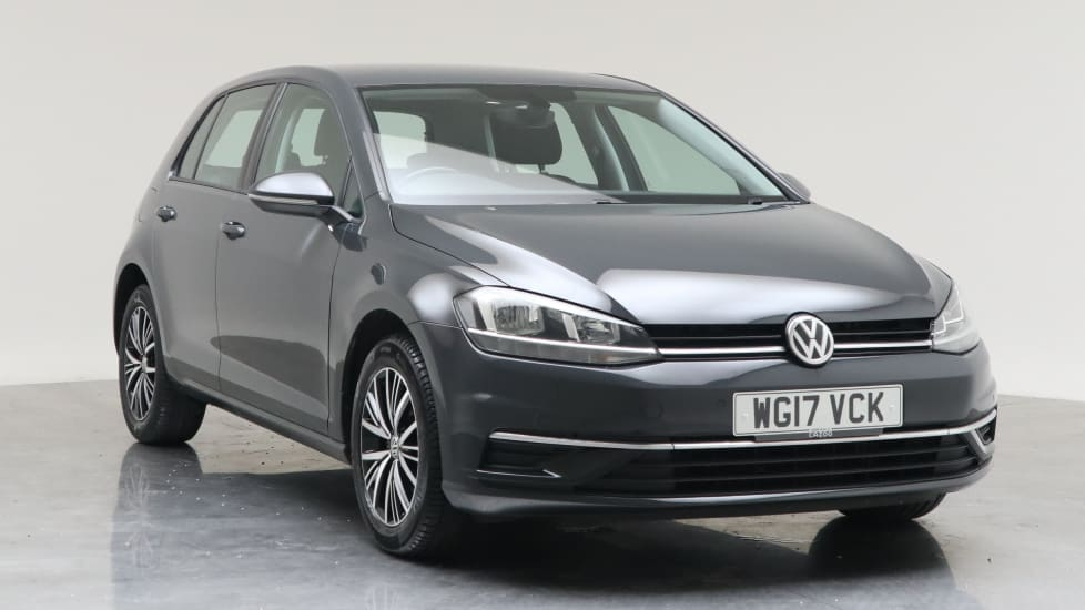 2017 Used Volkswagen Golf 1.4L SE Nav BlueMotion Tech TSI