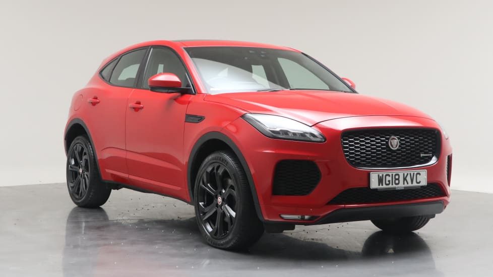 2018 Used Jaguar E-PACE 2L First Edition d
