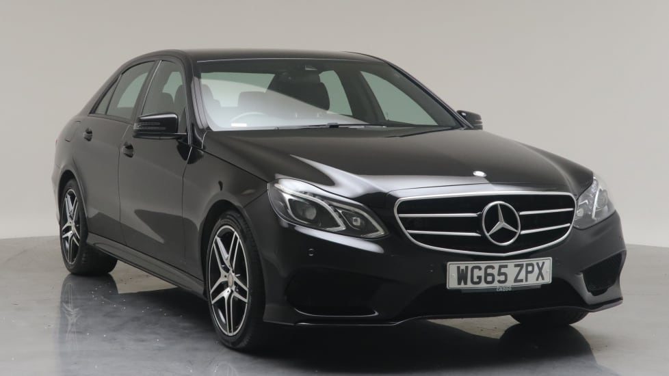 2015 Used Mercedes-Benz E Class 2.1L AMG Night Edition BlueTEC E220 CDI