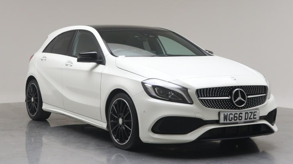 2016 Used Mercedes-Benz A Class 1.5L AMG Line A180d