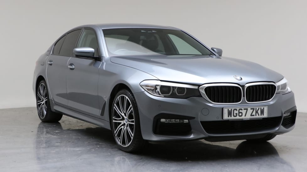2017 Used BMW 5 Series 2L M Sport iPerformance 530e