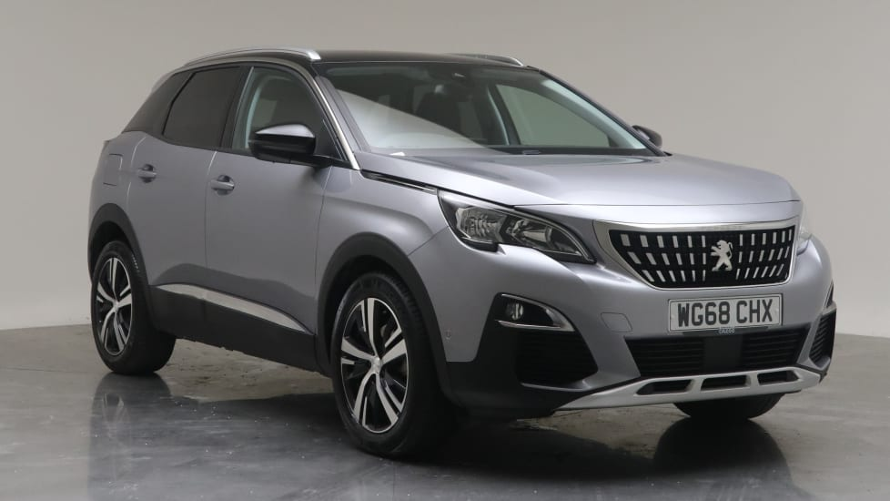 2018 Used Peugeot 3008 1.5L Allure BlueHDi