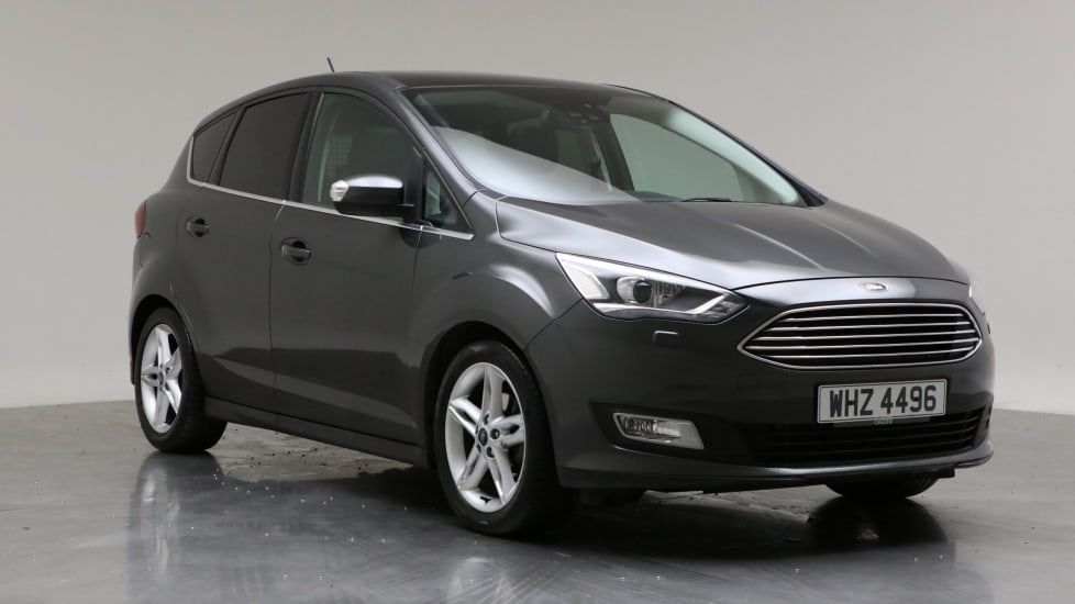 2018 Used Ford C-Max 1.5L Titanium X TDCi