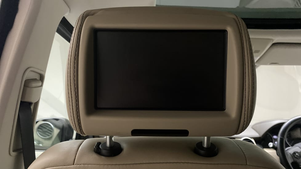 Rear Entertainment System/DVD Player