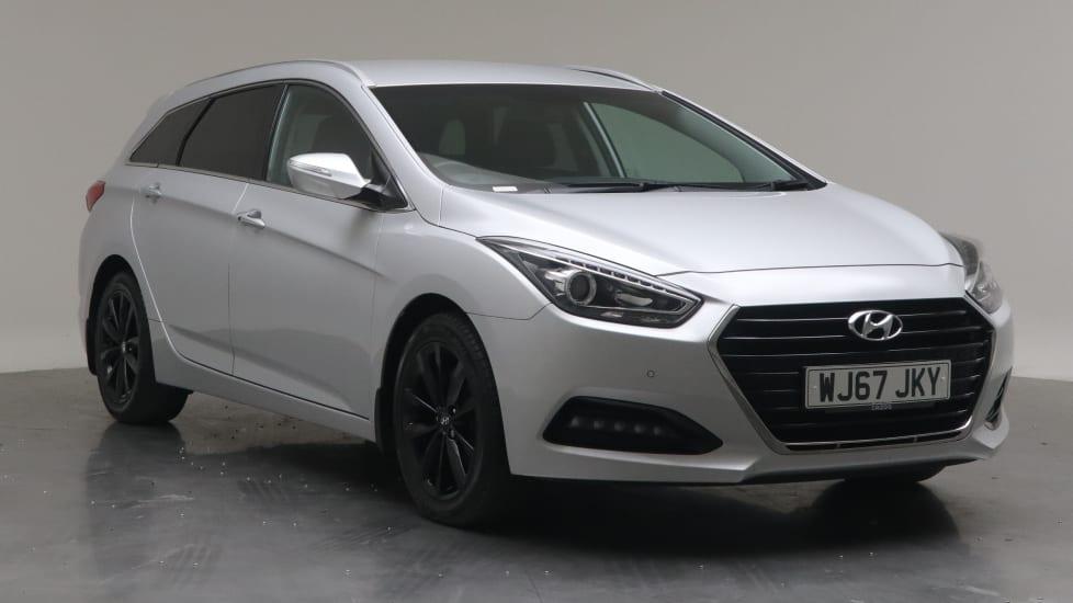 2017 Used Hyundai i40 1.7L SE Nav Business Blue Drive CRDi