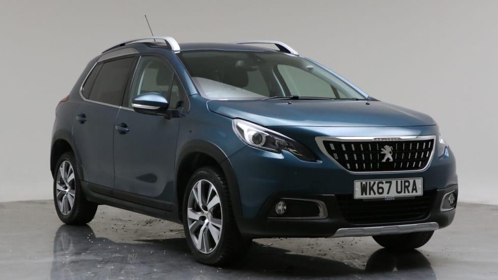 2017 Used Peugeot 2008 1.2L Allure PureTech