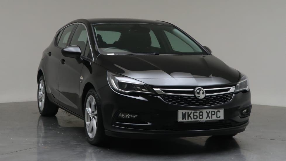 2019 Used Vauxhall Astra 1.4L SRi Nav i Turbo