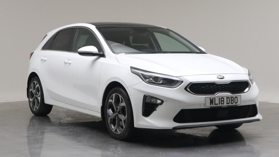 2018 Used Kia Ceed 1.4L First Edition T-GDi