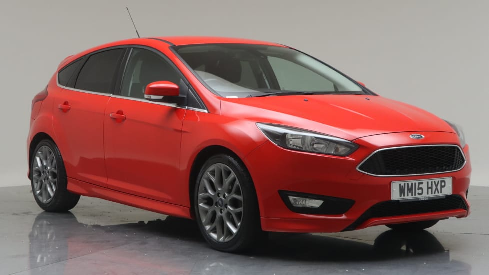 2015 Used Ford Focus 1.5L Zetec S TDCi