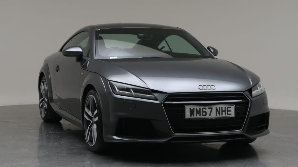 2018 Used Audi TT 1.8L S line TFSI