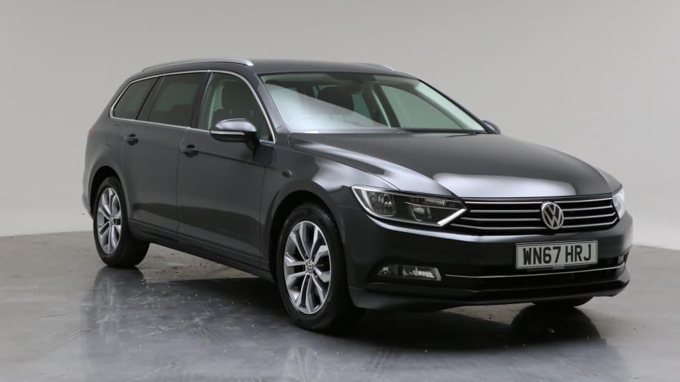2017 Used Volkswagen Passat 2L SE Business TDI