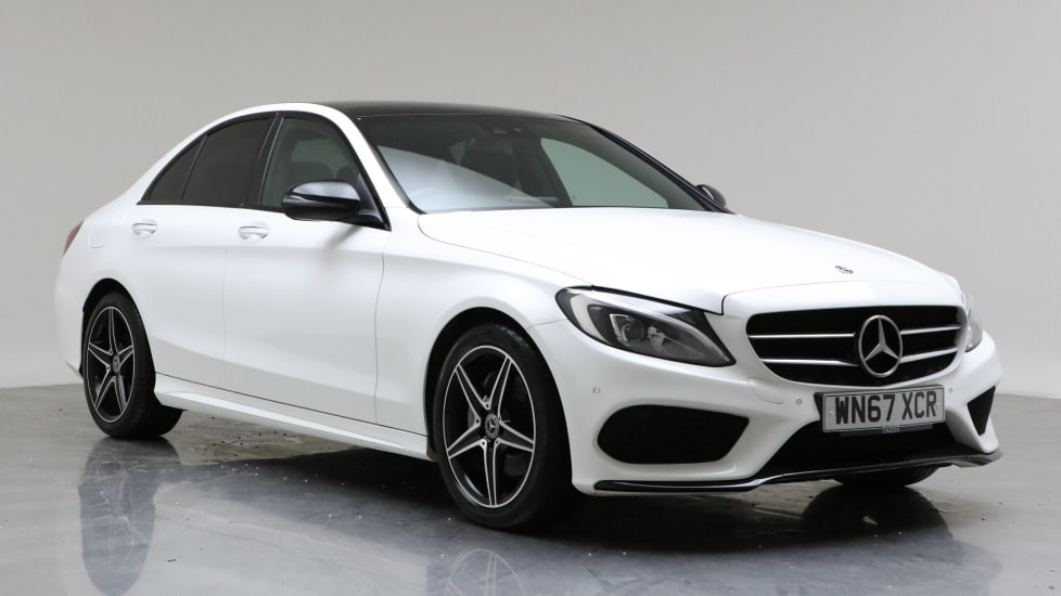 2017 Used Mercedes-Benz C Class 2L AMG Line C200
