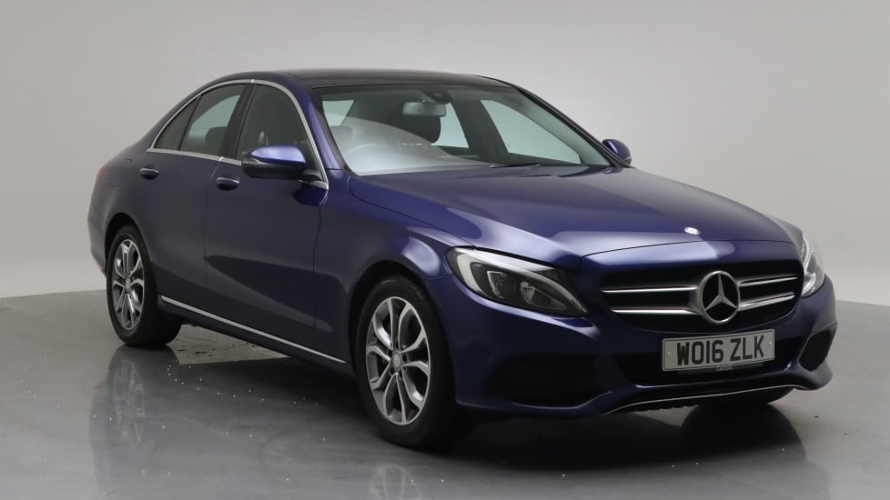 2016 Used Mercedes-Benz C Class 2.1L Sport C300dh