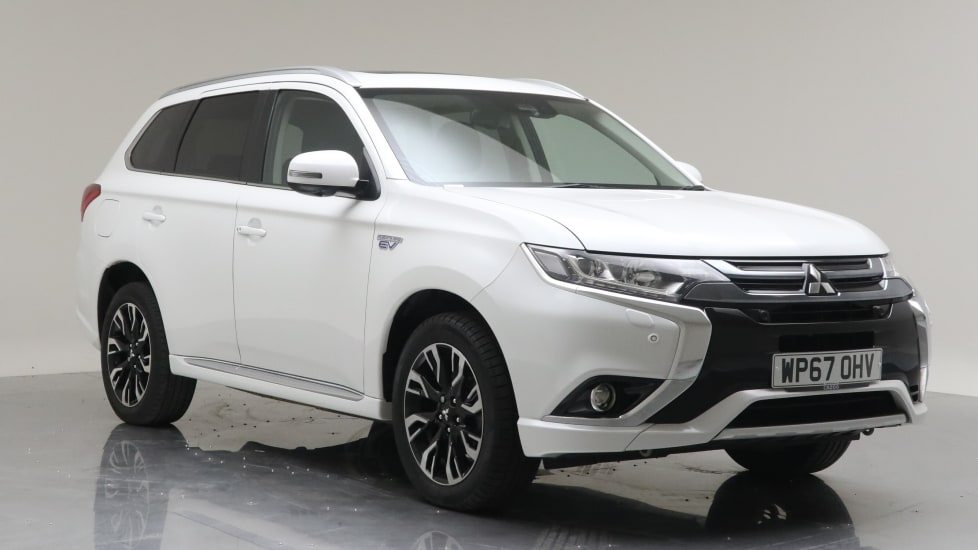 2017 Used Mitsubishi Outlander 2L 4hs h