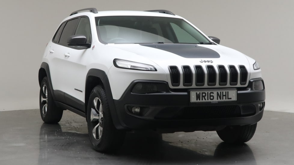 2016 Used Jeep Cherokee Trailhawk V6