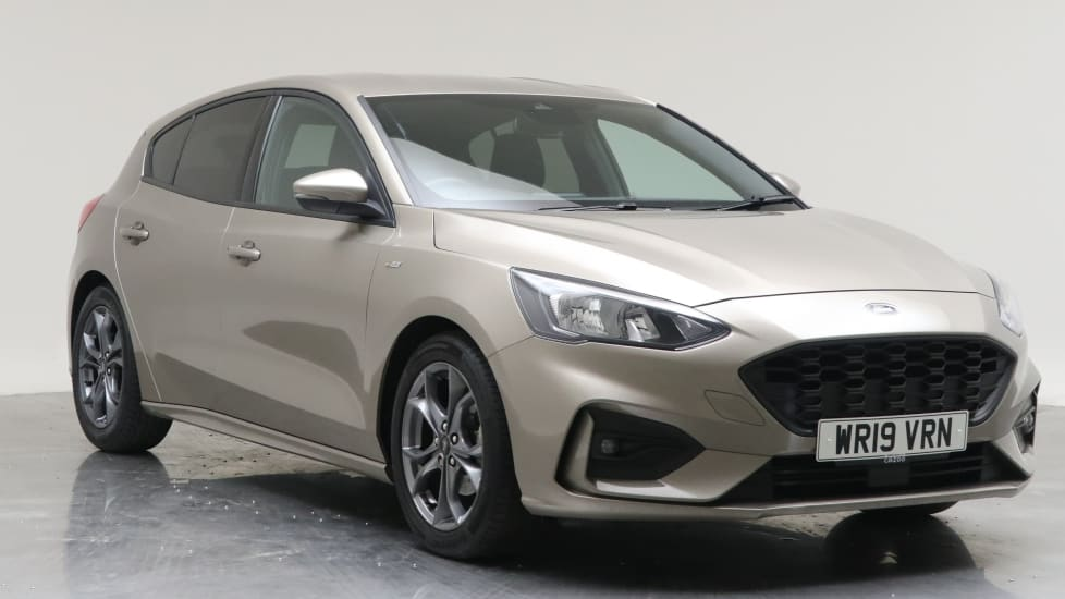 2019 Used Ford Focus 1L ST-Line EcoBoost T