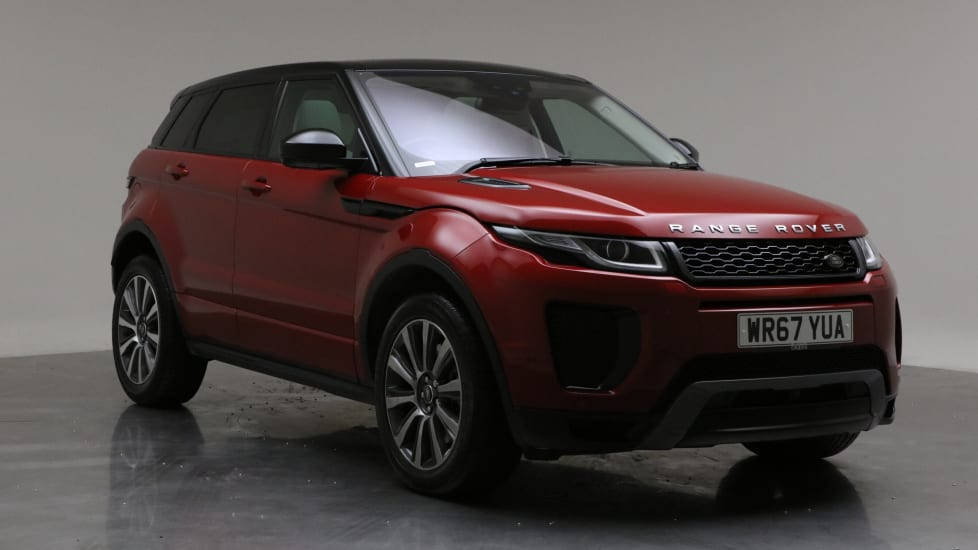 2017 Used Land Rover Range Rover Evoque 2L HSE Dynamic Lux Si4