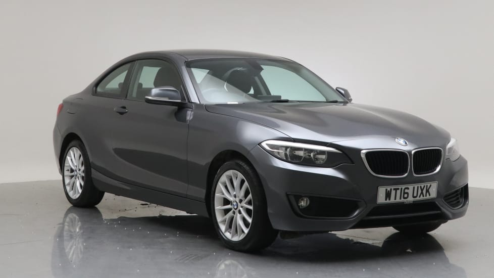 2016 Used BMW 2 Series 2L SE 218d