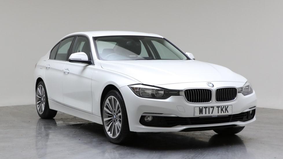 2017 Used BMW 3 Series 2L Luxury 320i