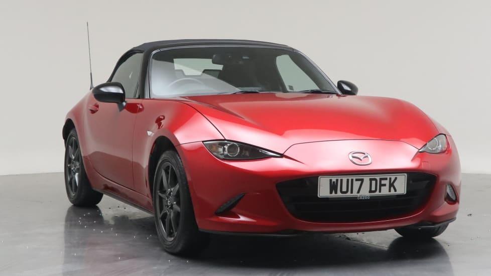 2017 Used Mazda MX-5 1.5L Sport Nav SKYACTIV-G