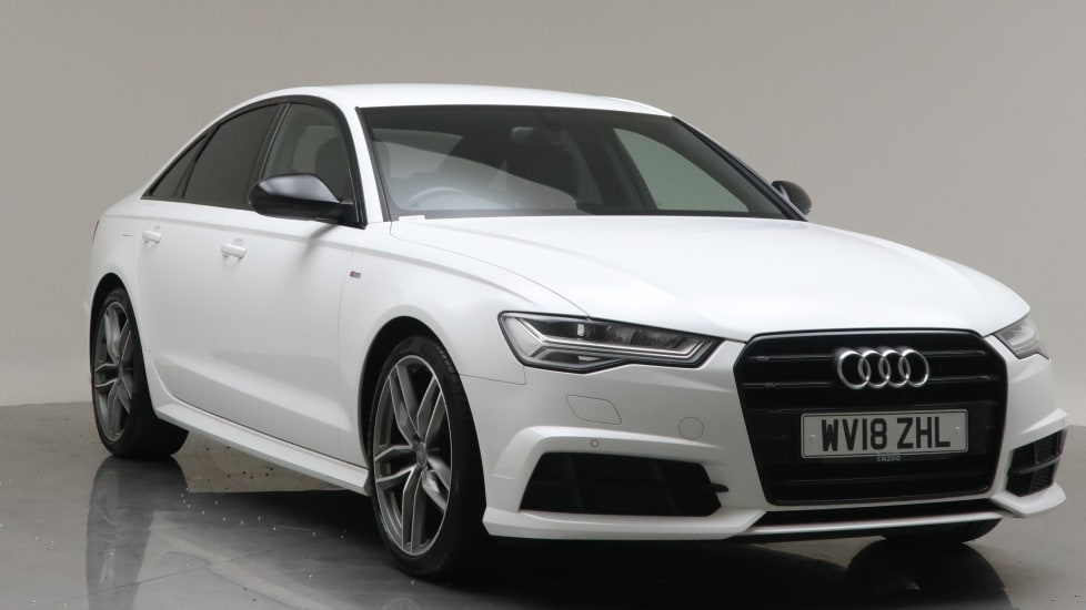 2018 Used Audi A6 Saloon 1.8L Black Edition TFSI