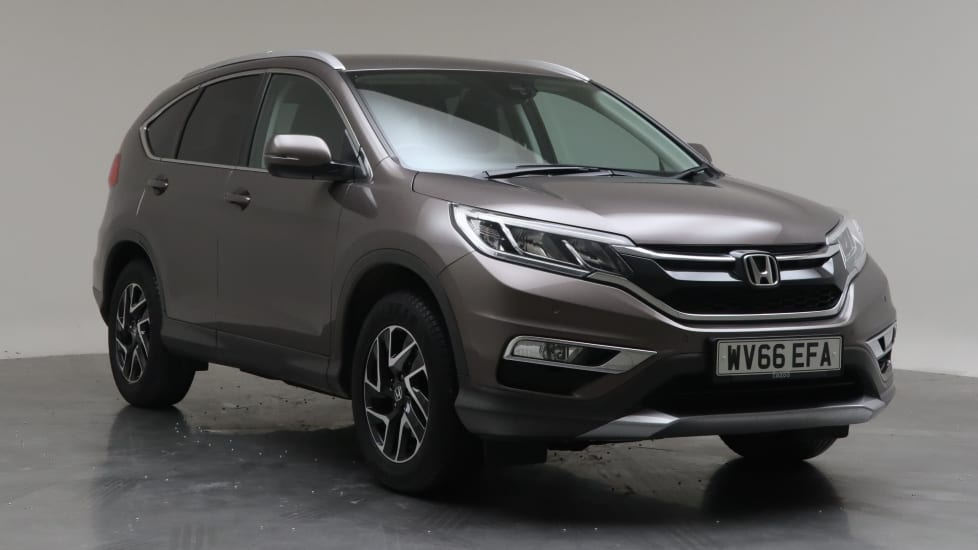 2016 Used Honda CR-V 1.6L SE Plus Navi i-DTEC