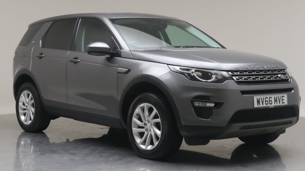 2016 Used Land Rover Discovery Sport 2L SE Tech TD4