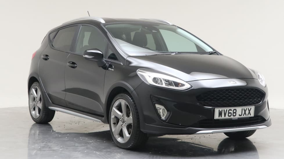 2018 Used Ford Fiesta 1L Active 1 EcoBoost T