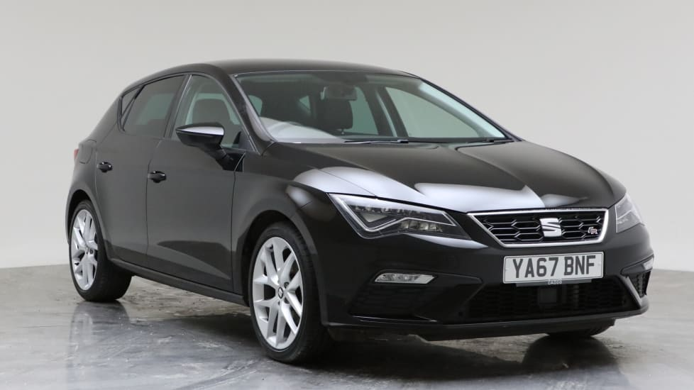 2017 Used Seat Leon 1.4L FR Technology TSI