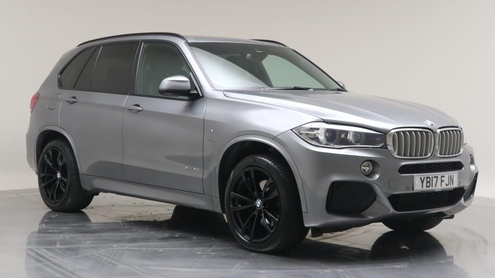 2017 Used BMW X5 3L M Sport 40d