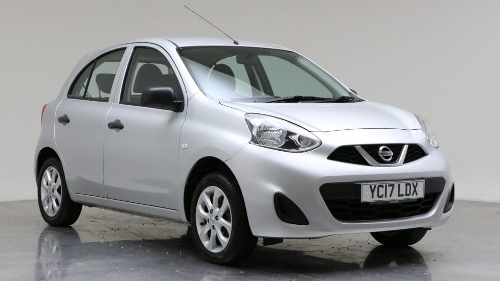 2017 Used Nissan Micra 1.2L Vibe