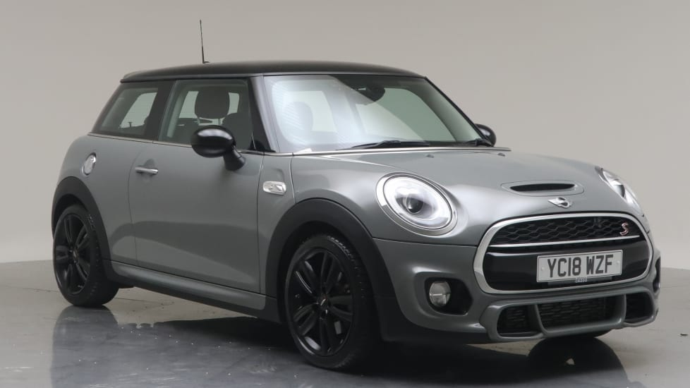 2018 Used Mini Hatch 2L Cooper S