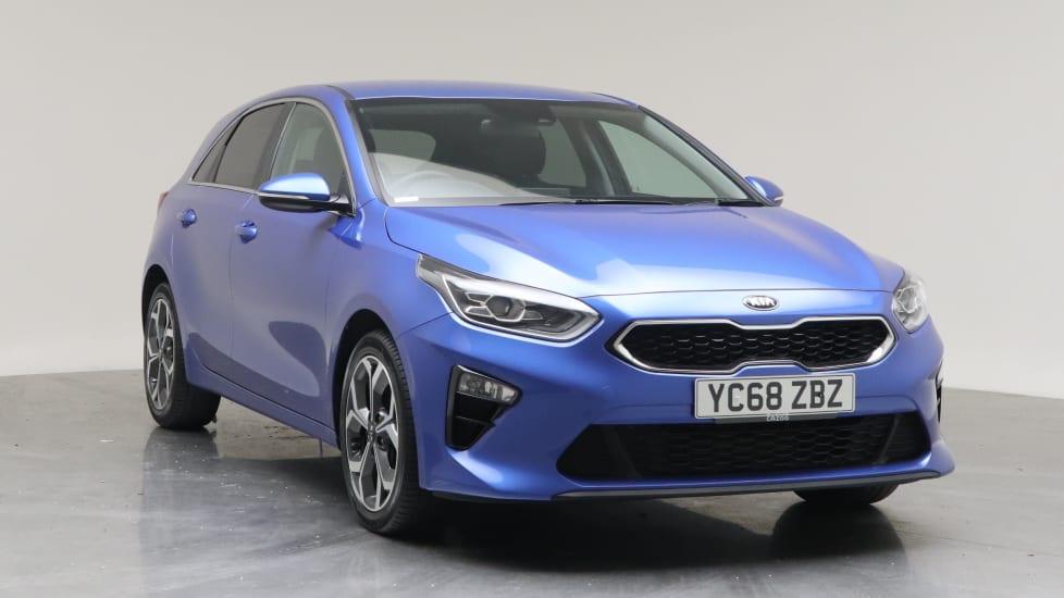 2018 Used Kia Ceed 1.4L Blue Edition T-GDi