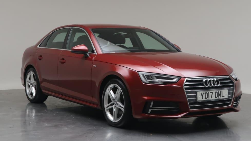 2017 Used Audi A4 2L S line TFSI