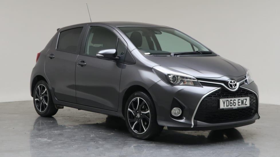2016 Used Toyota Yaris 1.3L Design Dual VVT-i